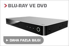 Blu-ray ve DVD